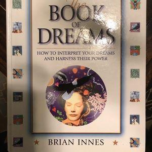 Brian Innes Book of Dreams hardcopy book